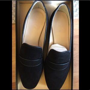 Jcrew Georgie Suede Penny Loafers - size 7 (NWT)